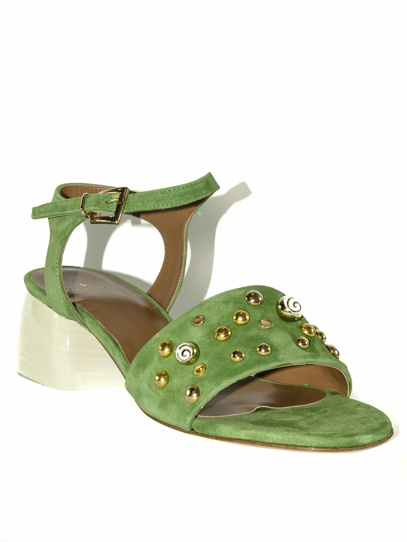 Green Vera Vianolfi56 Sandalia Low T N8vOnm0w