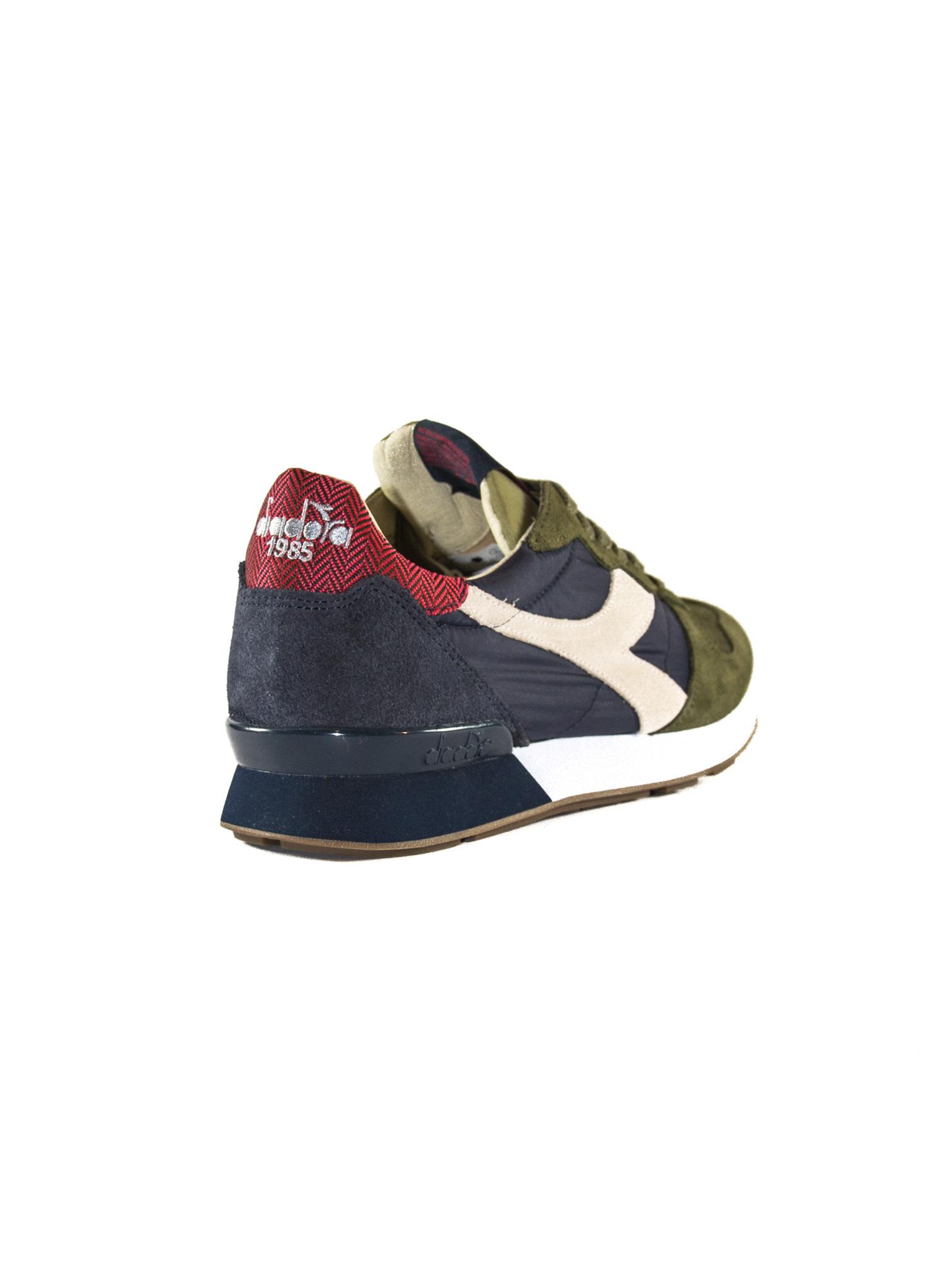 CAMARO H S SW Verde | Sneaker Diadora Heritage Uomo